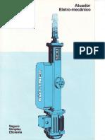 Catalogo Atuador Eletromecanico Küttner