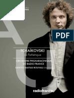 Tchaikovski - La Pathétique