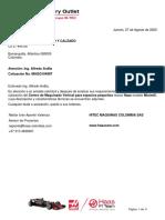 Maqq104887 Minimill Ddp Barranquilla 24 Ard