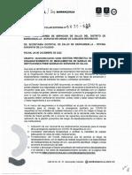 Circular 0039-600 Del 29-12-2020 Recomendaciones Desabastecimiento de Medicamentos