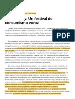 Ávila-Valencia G (jesuita) - Black Friday_ Un festival de consumismo voraz - print - Vatican News