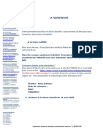 Bulletin d'Inscription FAF PM 11 03 2021