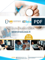 Guìa Transitoria Morfofisiologìa II Laudith Ortega