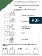 SEQUENCIA DIDÁTICA 2 FOLCLORE