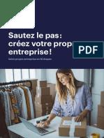 Guide_starter entrepreneur business plan
