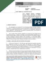 Contestación de Demanda Expediente 3-2020 PI-TC