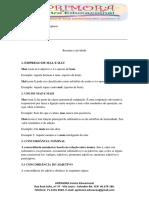 resumo e revisao mal e mau, mais e mas, concordância nominal PDF