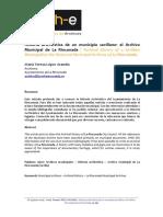 CUADRO CLASIFICACIÓN JUNTA DE ANDALUCÍA