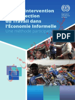 Guide d'Intervention de l'Inspection Du Trvl Ds l'Economie Informelle