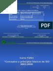 Curso Conceptos y Principios básicos de ISO 90012000