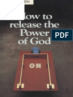 How to Release the Power of God - John Osteen
