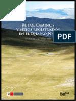 Registro de Qapac Ñam 2018