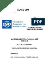 Presentación NTC - ISO 80 000 - 1