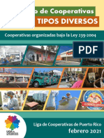 Directorio de Cooperativas de Tipos Diversos 2021