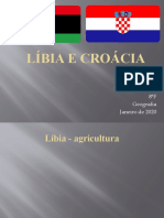 Líbia e Croácia