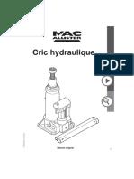 3454975925689 Cric Hydraulique Max 4t Mac