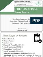 Estudo de caso Final - Nutrição clínica