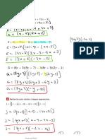 factorisation 2