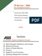 Business Principals & Practices