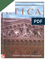 1- Etica - Gustavo Escobar - 2003