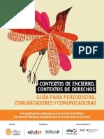 GUÍA PARA PERIODISTAS, COMUNICADORES Y COMUNICADORAS