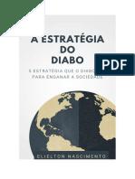 A ESTRATÉGIA DO DIABO