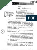 Demanda de Inconstitucionalidad EXP. 11-2019-PI-TC