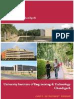 Placement Brochure - UIET