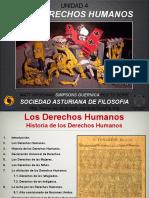 Filosofía Derechos Humanos