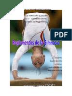 REGLAMENTOS DE LA GIMNASIA
