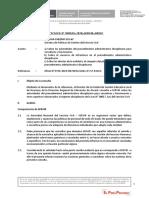 IT_0141-2020-SERVIR-GPGSC-SOBRE LAS AUTORIDADES DEL PAD PARA SERVIDORES Y FUNCIONARIOS, CONCURSO DE INFRACTORES Y EFECTOS DE NULIDAD Y CÓMPUTO DE PLAZO DE PRESCRIPCIÓN