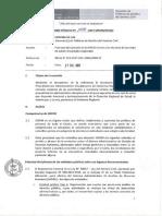 POTESTAD DISCIPLINARIA DE LA DIRESA FRENTE A LOS TITULARES DE LAS REDES DE SALUD Y HOSPITALES REGIONALES. IT_1438-2017-SERVIR-GPGSC