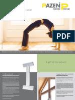 Pazen Ireland Web Brochure