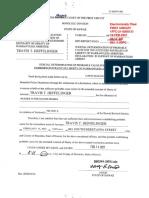 Travis Rodrigues court filing
