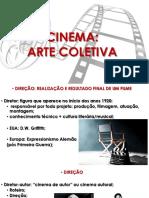 Cinema - Arte Coletiva
