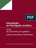 Introducao Ao Portugues Juridico Ukazka