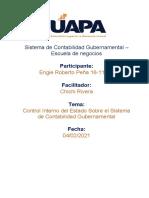Sistema de Contabilidad Gubernamental - Tarea 4