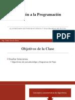 clase # 3 Algoritmos
