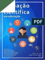 Iniciação Científica em Educação Vol II Final