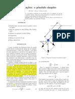 4 - Roteiro Pendulo Simples