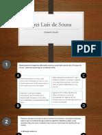 Questionário - Frei Luís de Sousa