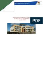 Guía Para El Neogranadino de La Facultad de Estudios a Distancia (FAEDIS) Primer Semestre 2015-2