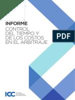 ICC Técnicas para Controlar el Tiempo y los Costos en el Arbitraje