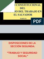 6 tema 2021 PARTE 2 MARCO CONSTITUCIONAL DERECHO LABORAL