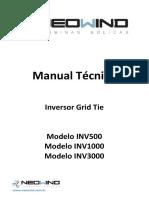Manual Invers Or