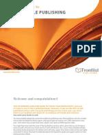 Frontlist Publishing Guide