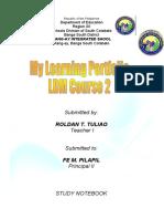 LDM COURSE - ROLDAN