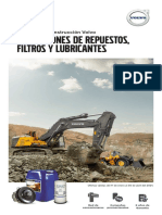 C01 Repuestos Filtros & Lubricantes Volvo CE