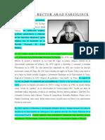 Biografía Hector Abad Fabiolince