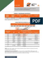 Catalogo Comasa Planchas AntiDesgaste RAEX 500 HBW
